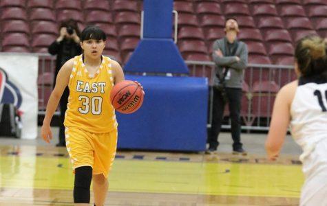Pueblo East Girls Basketball