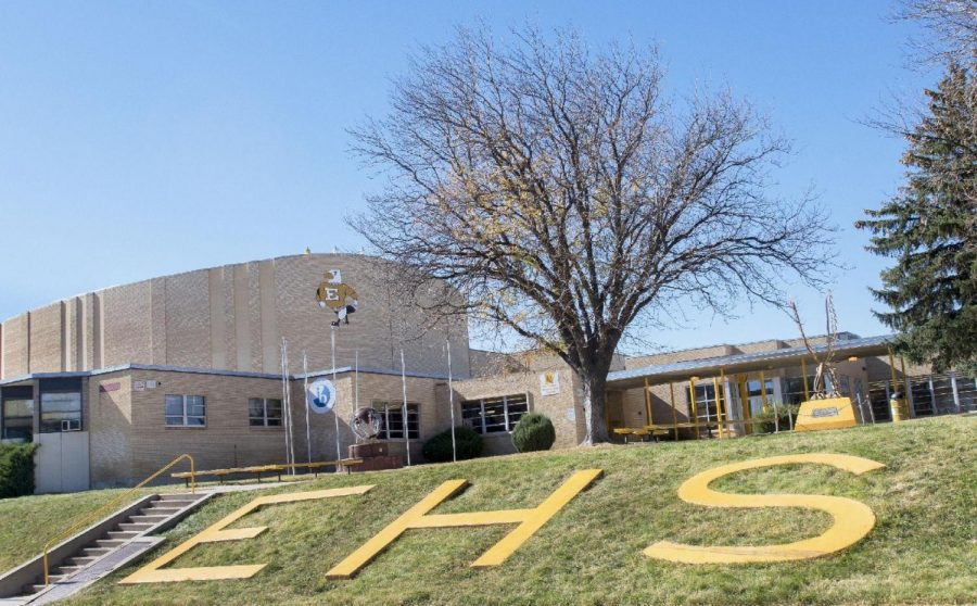 East High School (Photo Courtesy of The Pueblo Chieftain)