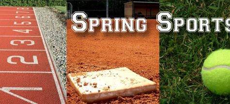 Spring Sports are in the Air!