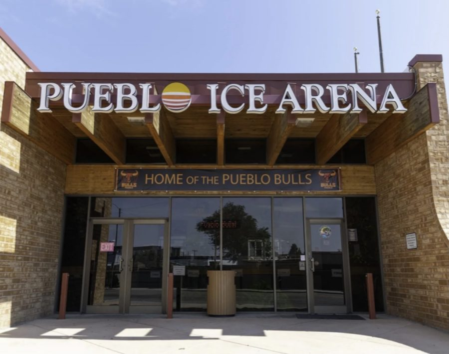 Pueblo Plaza Ice Arena temporarily closed due to COVID-19.